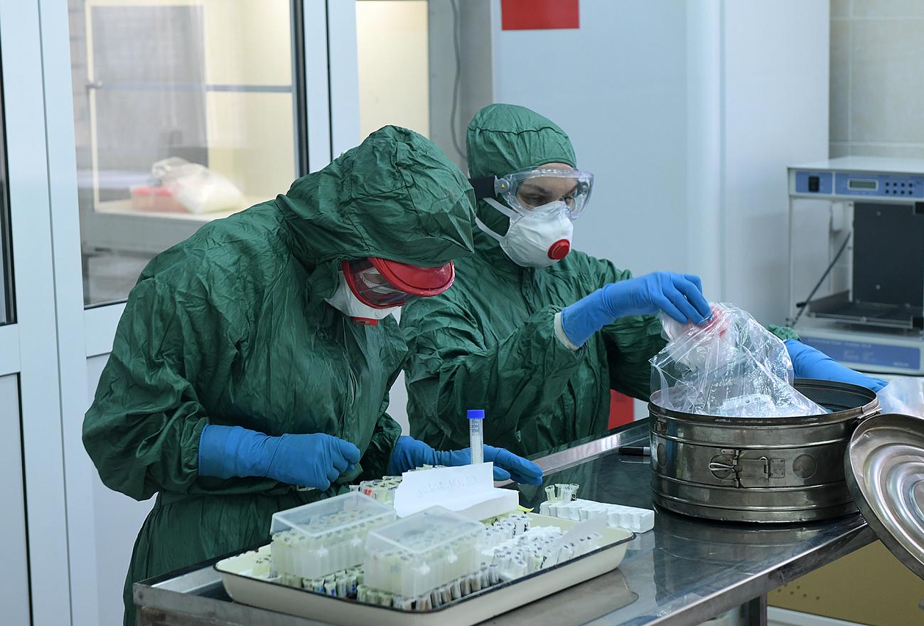 13 июня: статистика распространения коронавируса в Тверской области