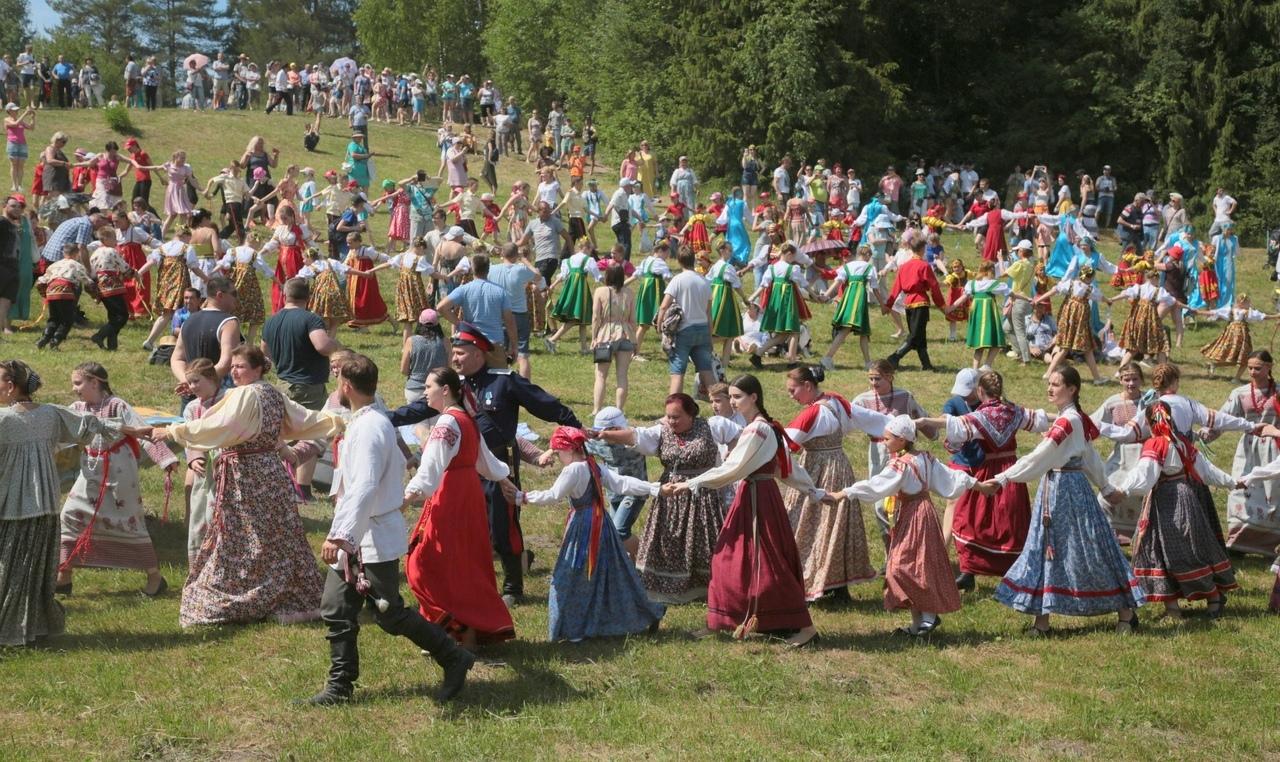 «Троицкие гуляния» в Тверской области впервые пройдут в онлайн-формате
