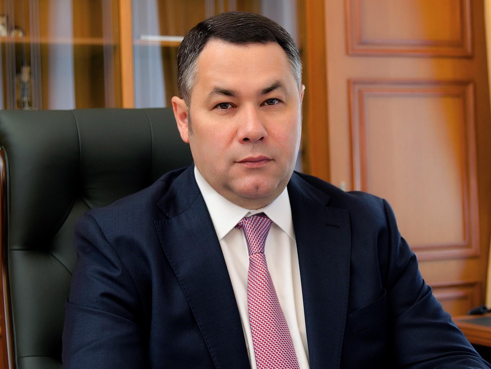 Игорь Руденя поздравил социальных работников Тверской области с профессиональным праздником