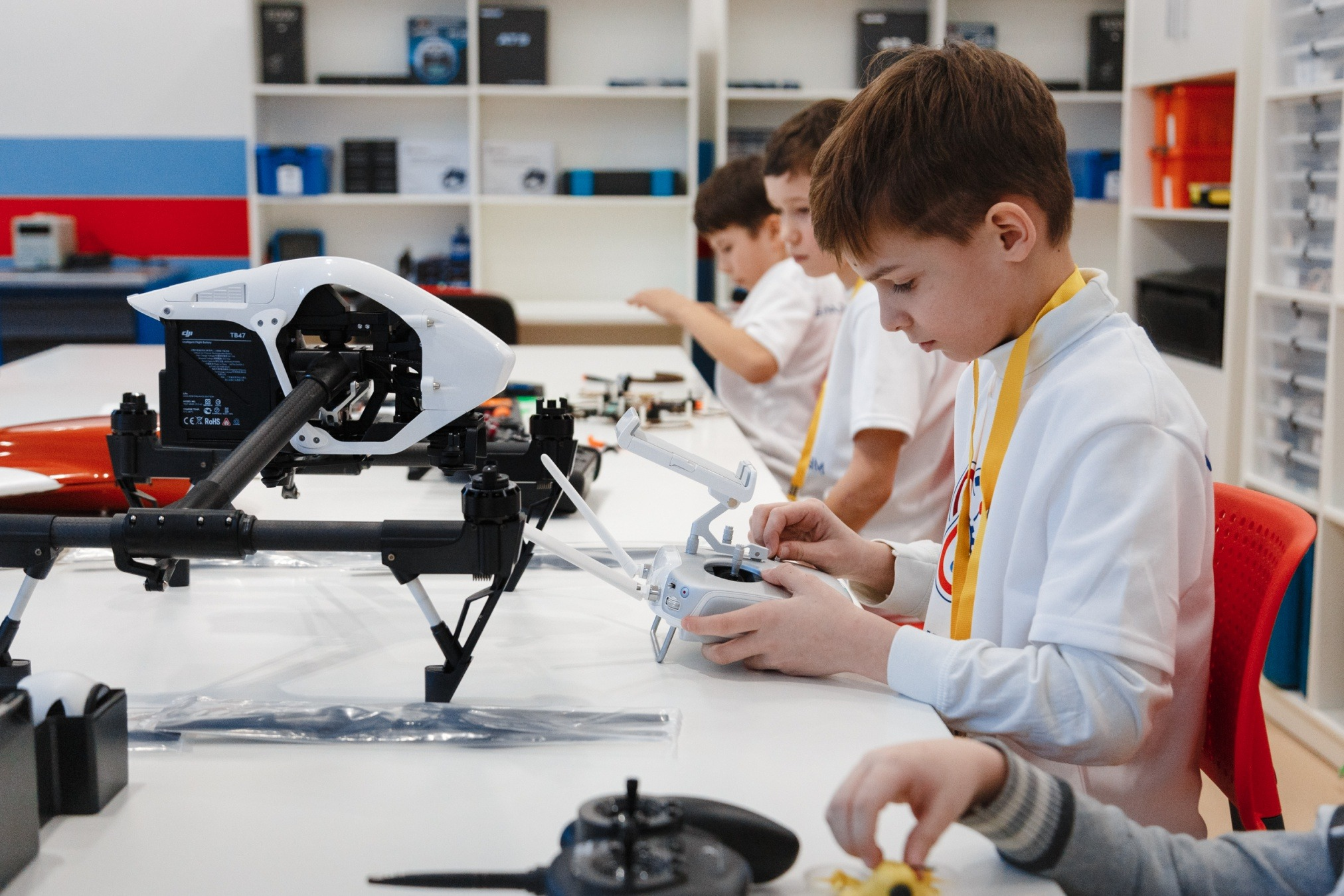 Более 900 школьников Тверской области посетили выездные мастер-классы технопарка «Кванториум»