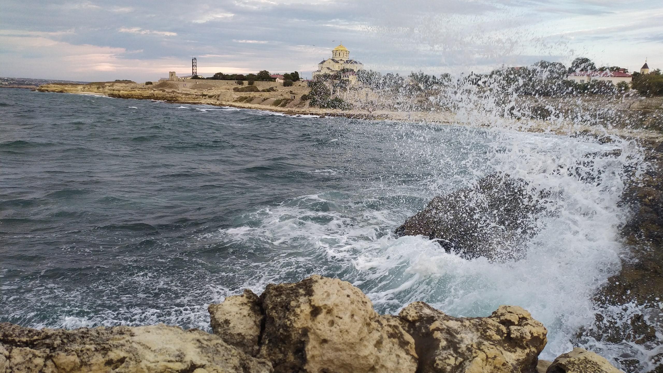 Крым открывают для туристов