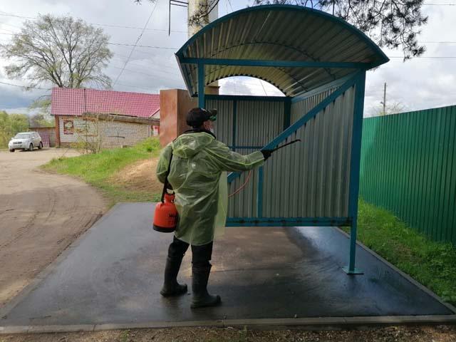 Борьба с коронавирусом продолжается в Тверской области