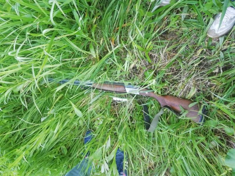 Полицейские поймали в Тверской области браконьера