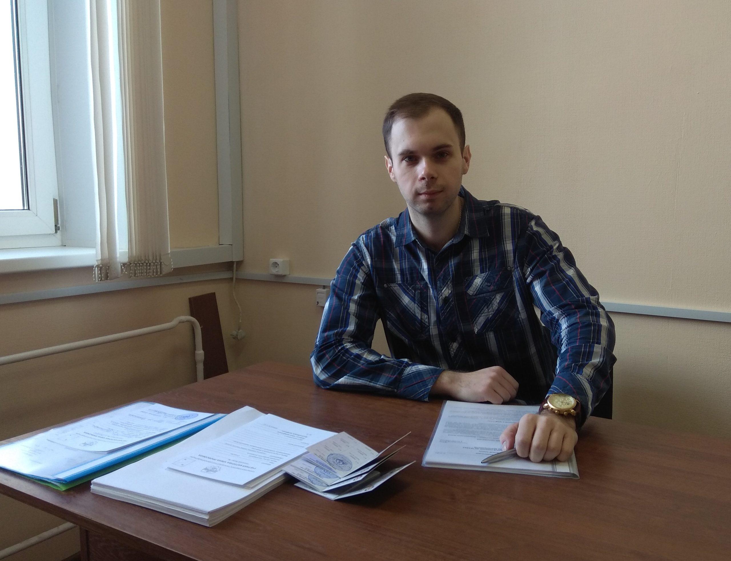 Александр Канивец: У того, кто служит стране и народу, должен быть один паспорт