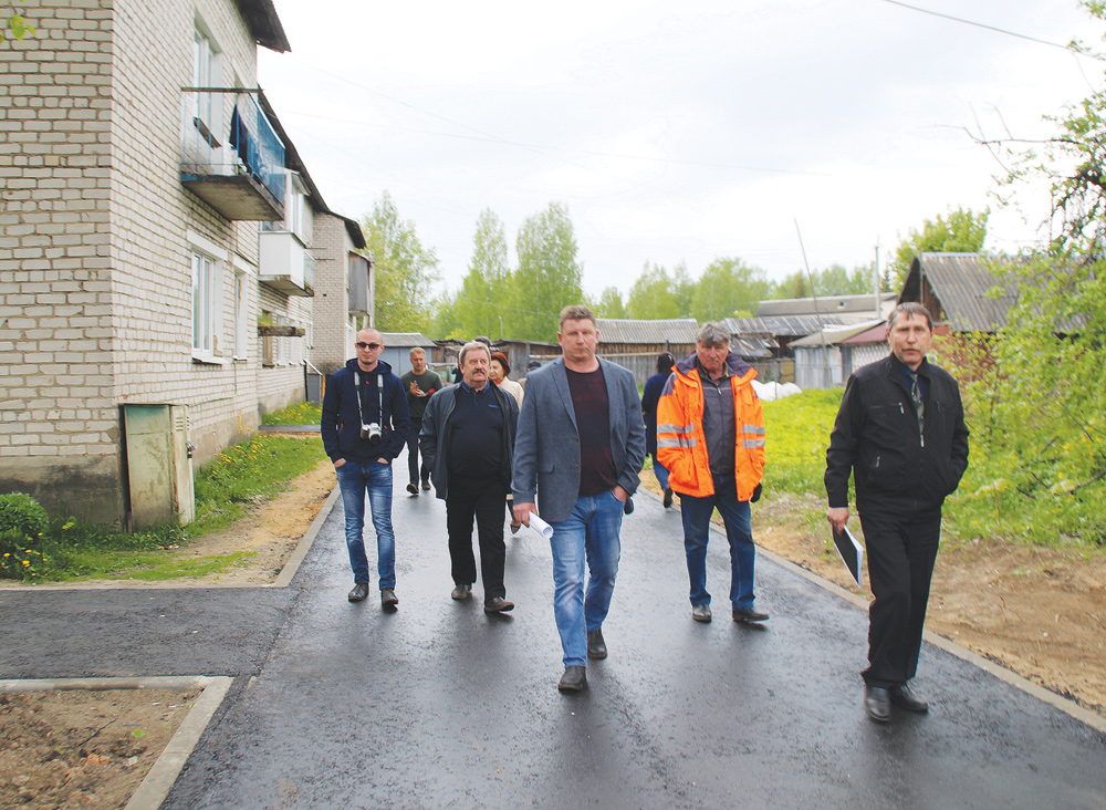 В Тверской области формируют комфортнуюгородскую среду