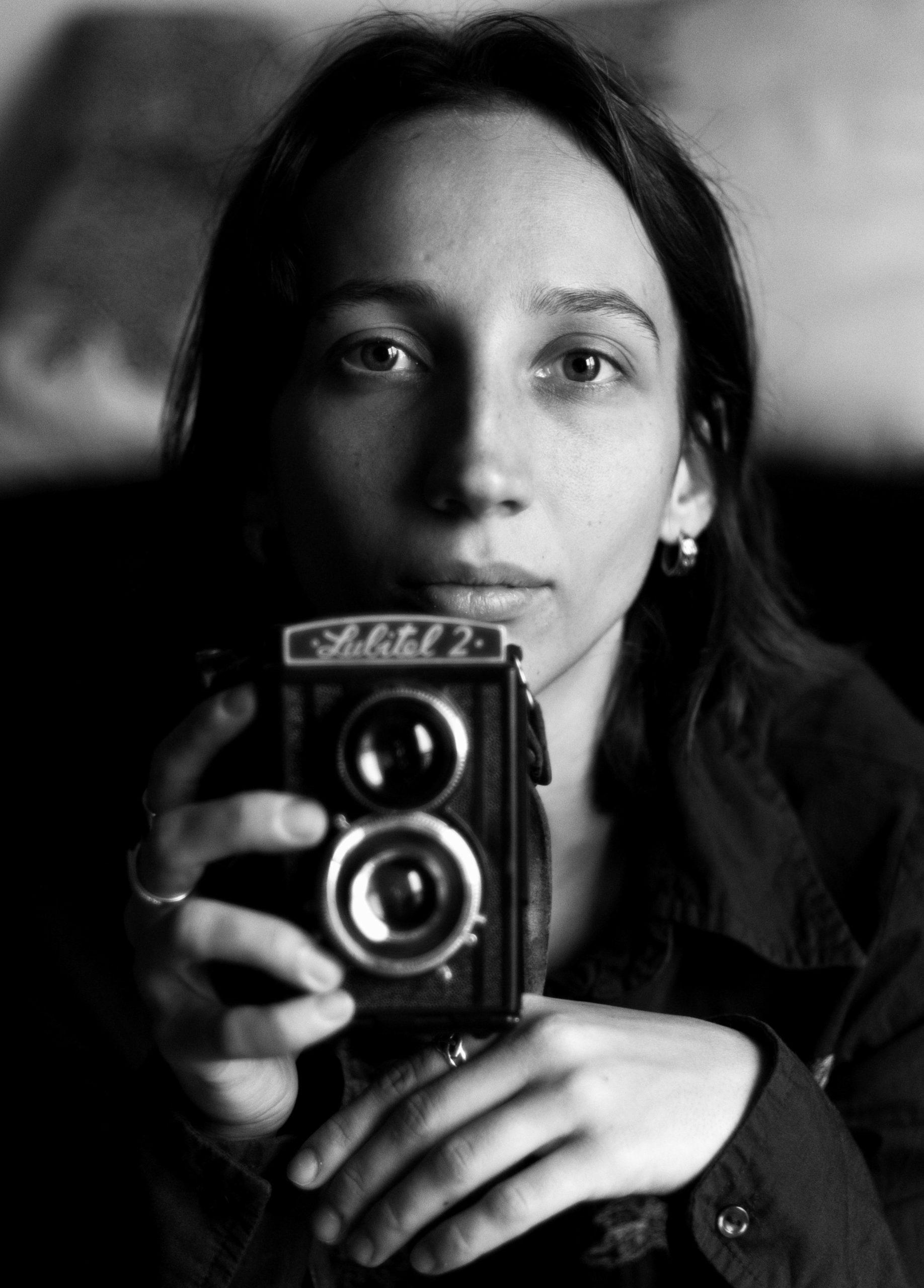 Фотограф Ирина Попова о творчестве и поисках национальной самоидентичности