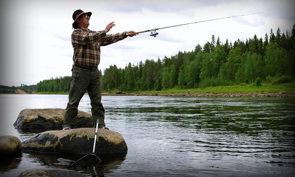 Тверская область попала в ТОП самых рыбных мест России