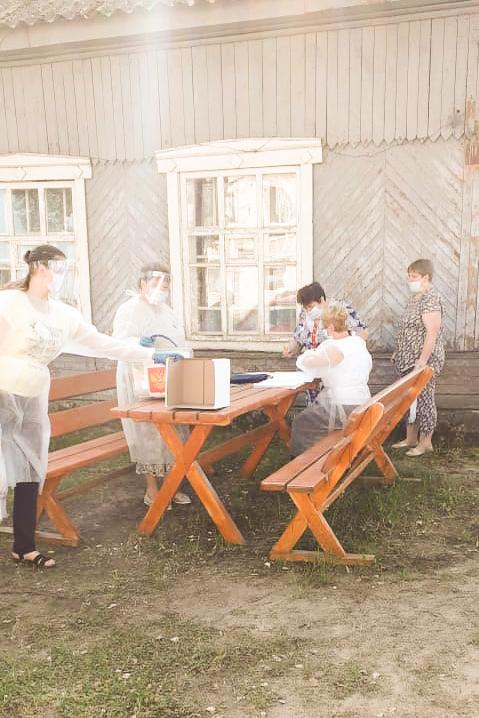 Избиратели оценили санитарную безопасность на участках в Тверской области