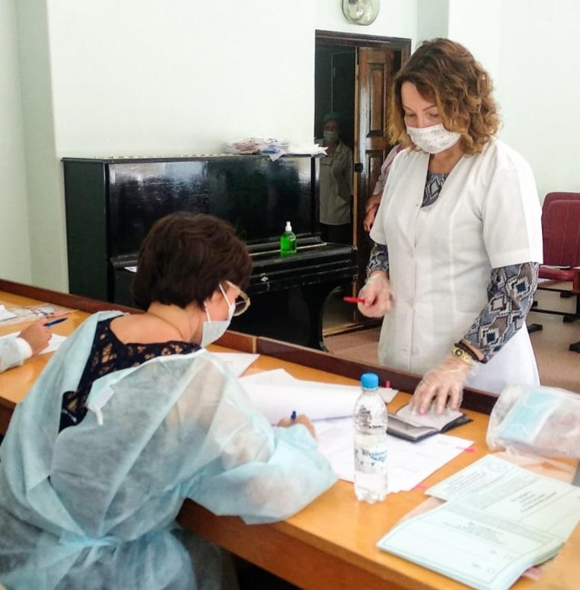 Врачи Тверской области демонстрируют активную гражданскую позицию