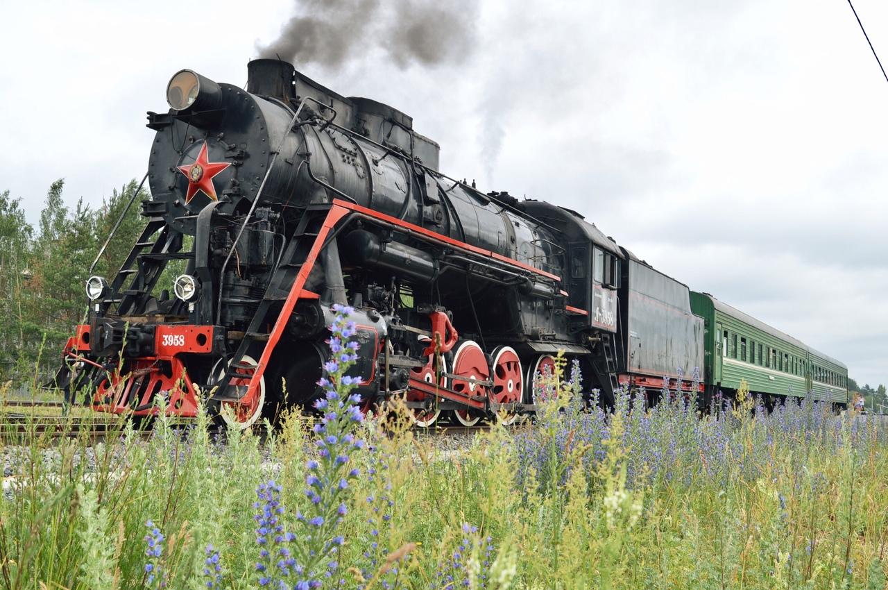 Ретропоезд «Селигер» в Тверской области в порядке исключения повезет тепловоз