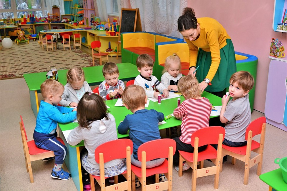 В Конаковском районе определились со списком дежурных групп в садиках