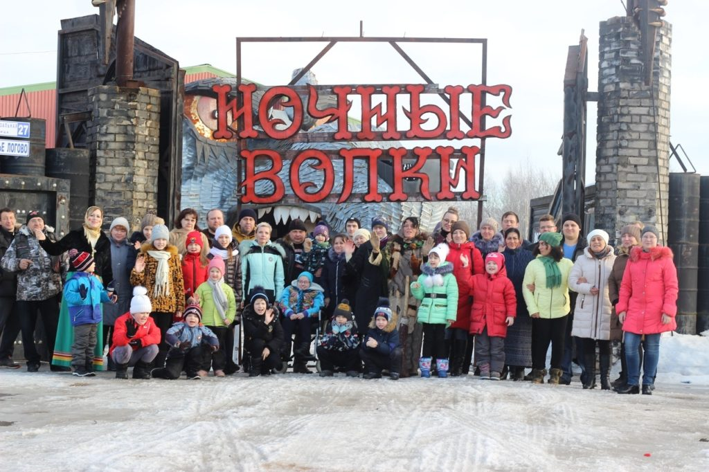 Мотоклуб в Тверской области отметил 20-летие со дня создания