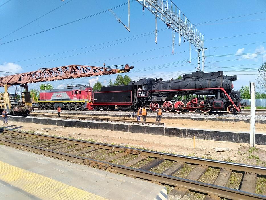 Ретропоезд вернулся в Тверскую область после профилактического ремонта