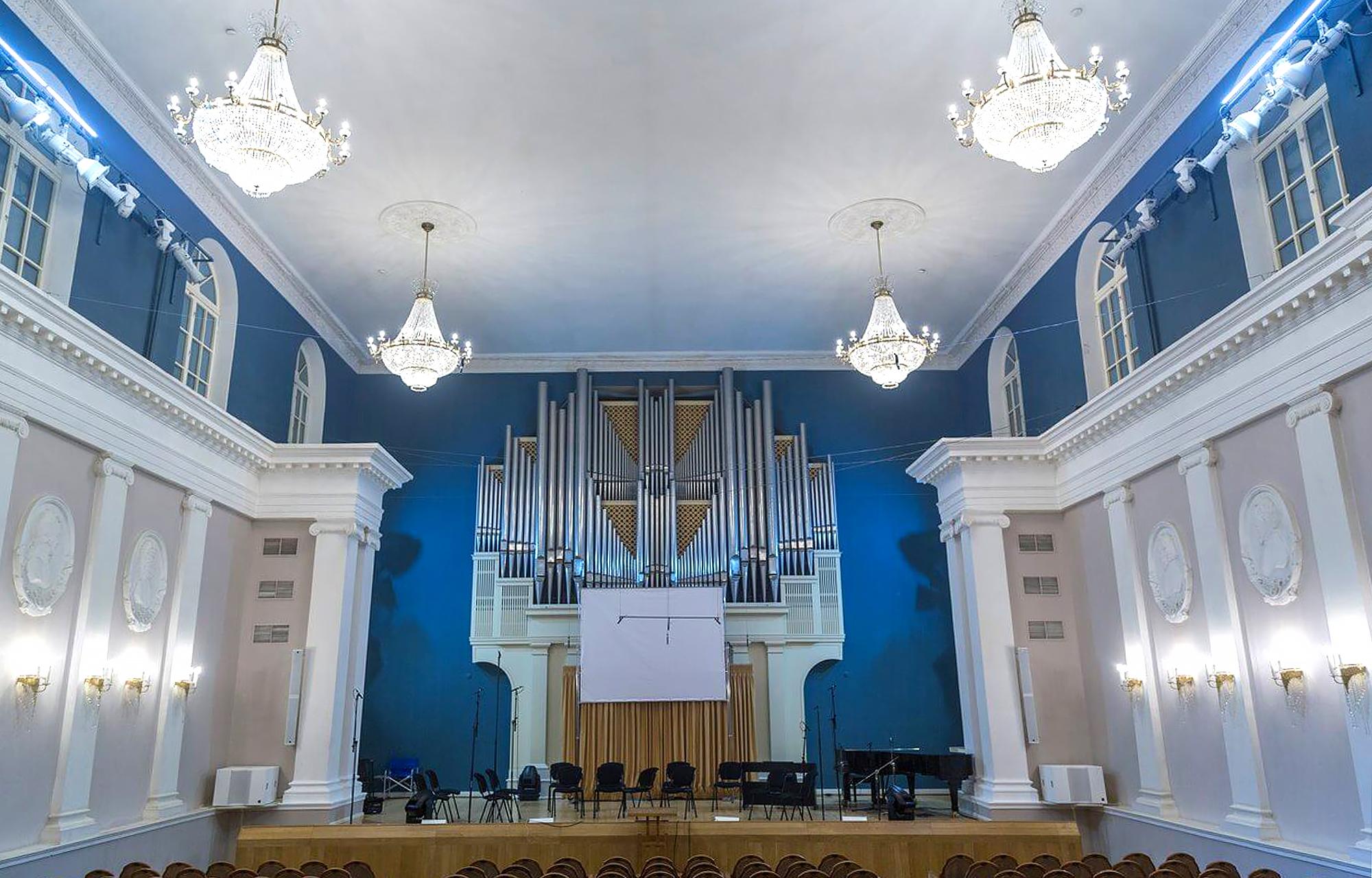 В Твери обновят концертный зал в филармонии