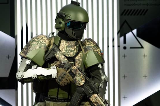 Жителей Тверской области смогут увидеть экипировку солдата будущего