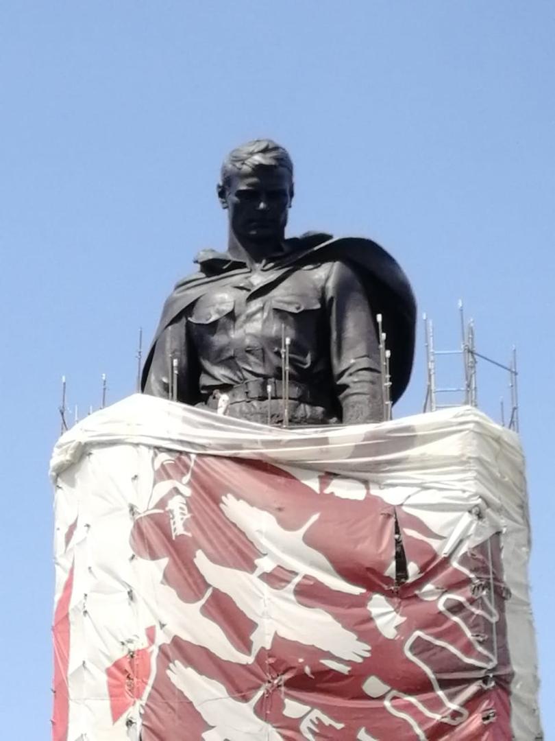Ржевский мемориал в Тверской области готовят к открытию