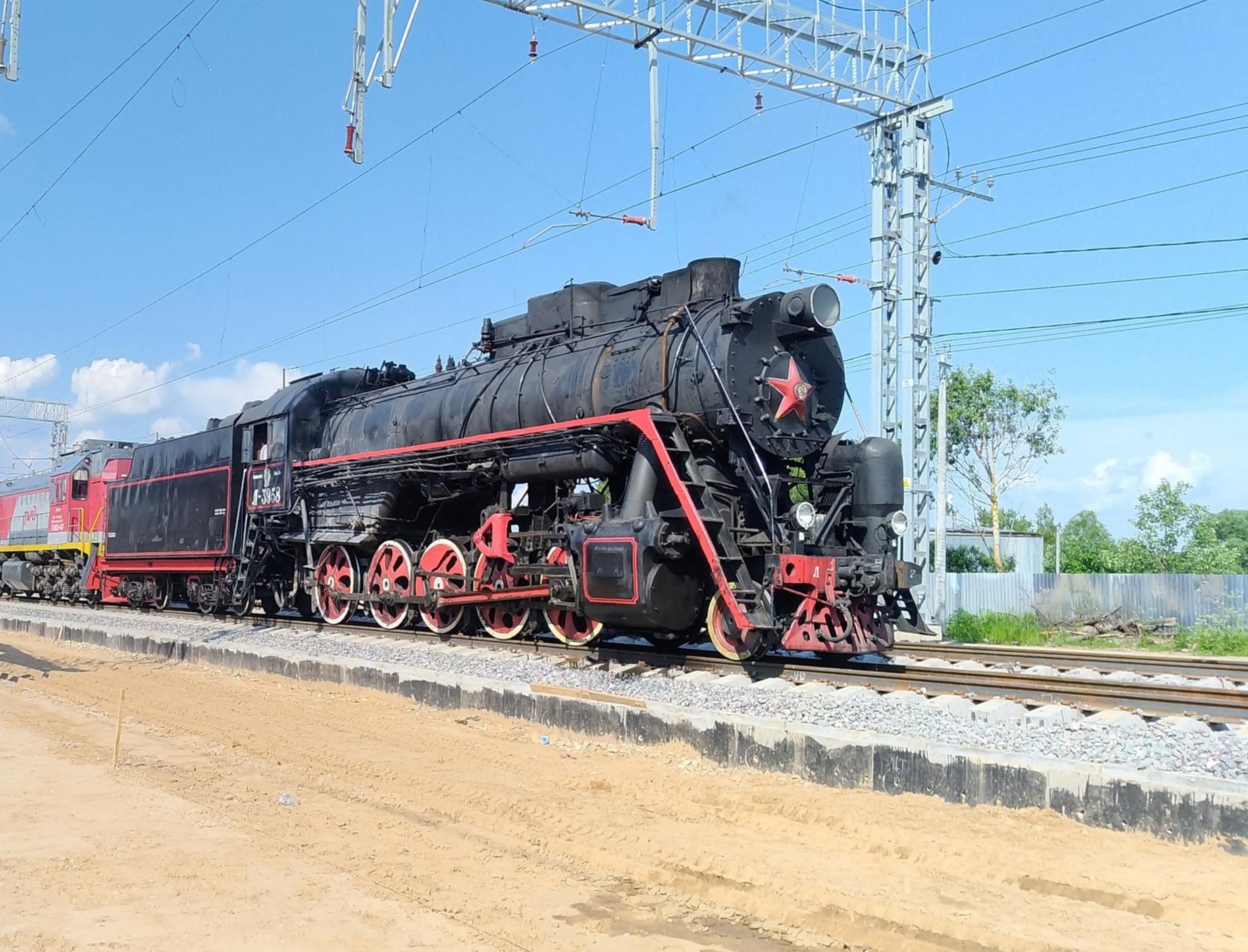 Прокатиться на ретропоезде снова можно в Тверской области