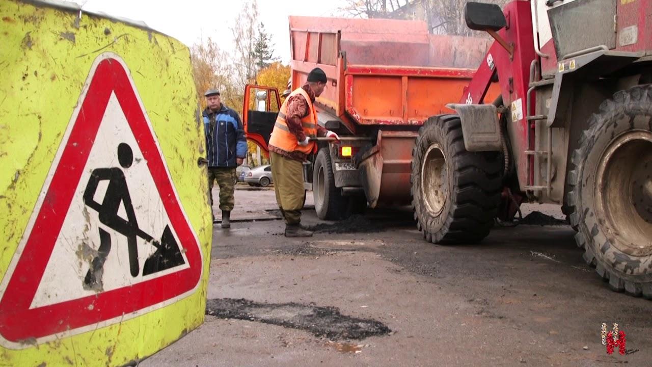 В Нелидовском районе проводят ремонтные работы тепловых сетей