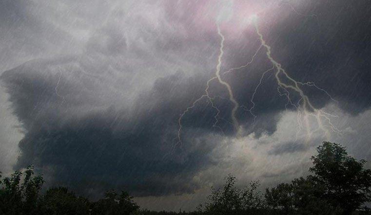 В Тверской области ожидается гроза с сильным ветром