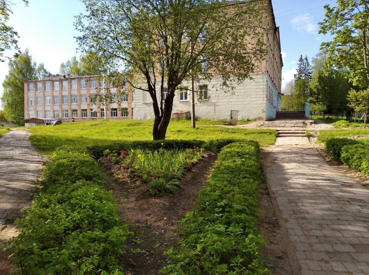Школы Лихославльского района начали готовиться к новому учебному году