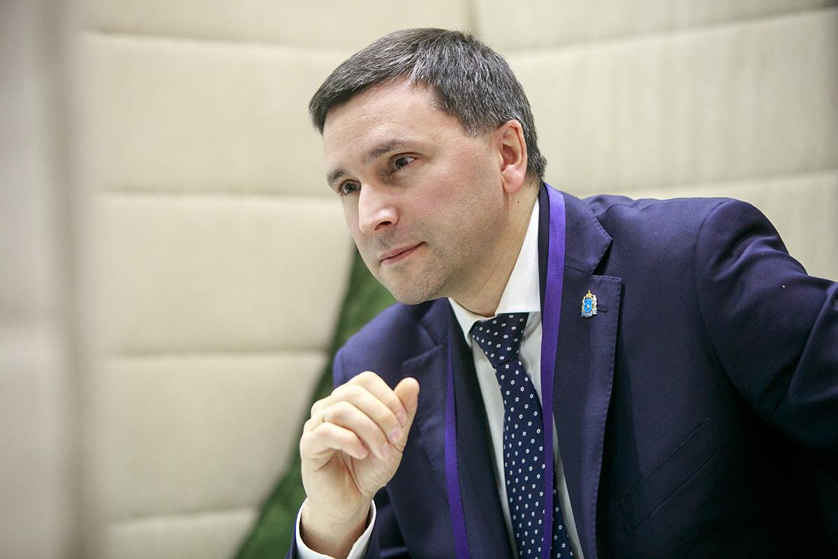 Министр природных ресурсов и экологии РФ Дмитрий Кобылкин с рабочей поездкой посетил Тверскую область