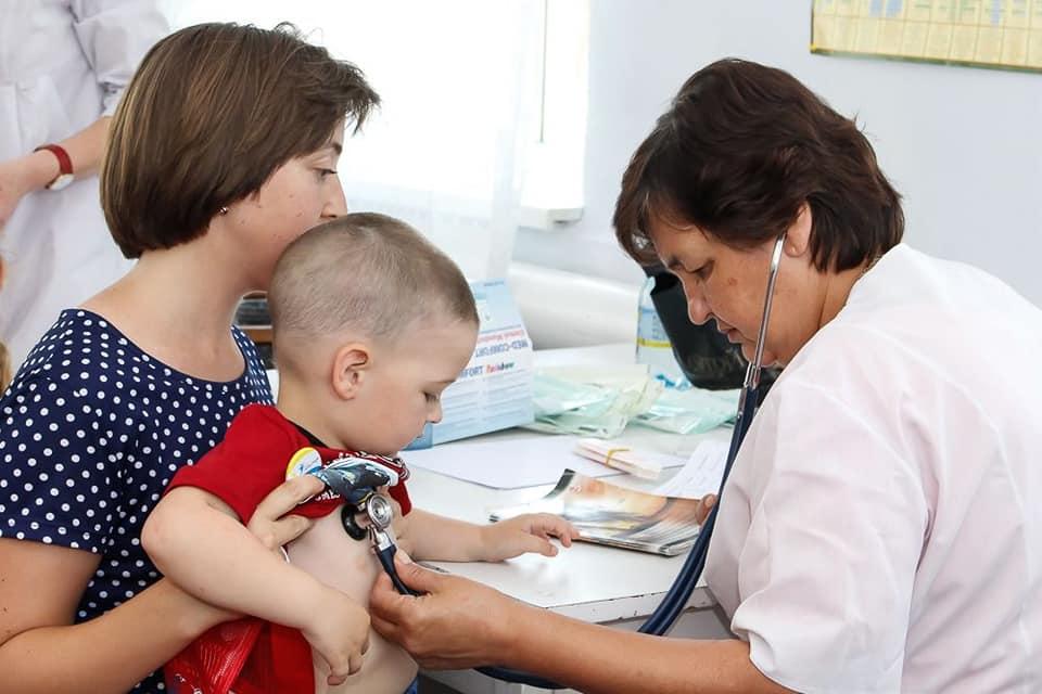 В июле врачи детской областной клинической больницы посетят три района Тверской области