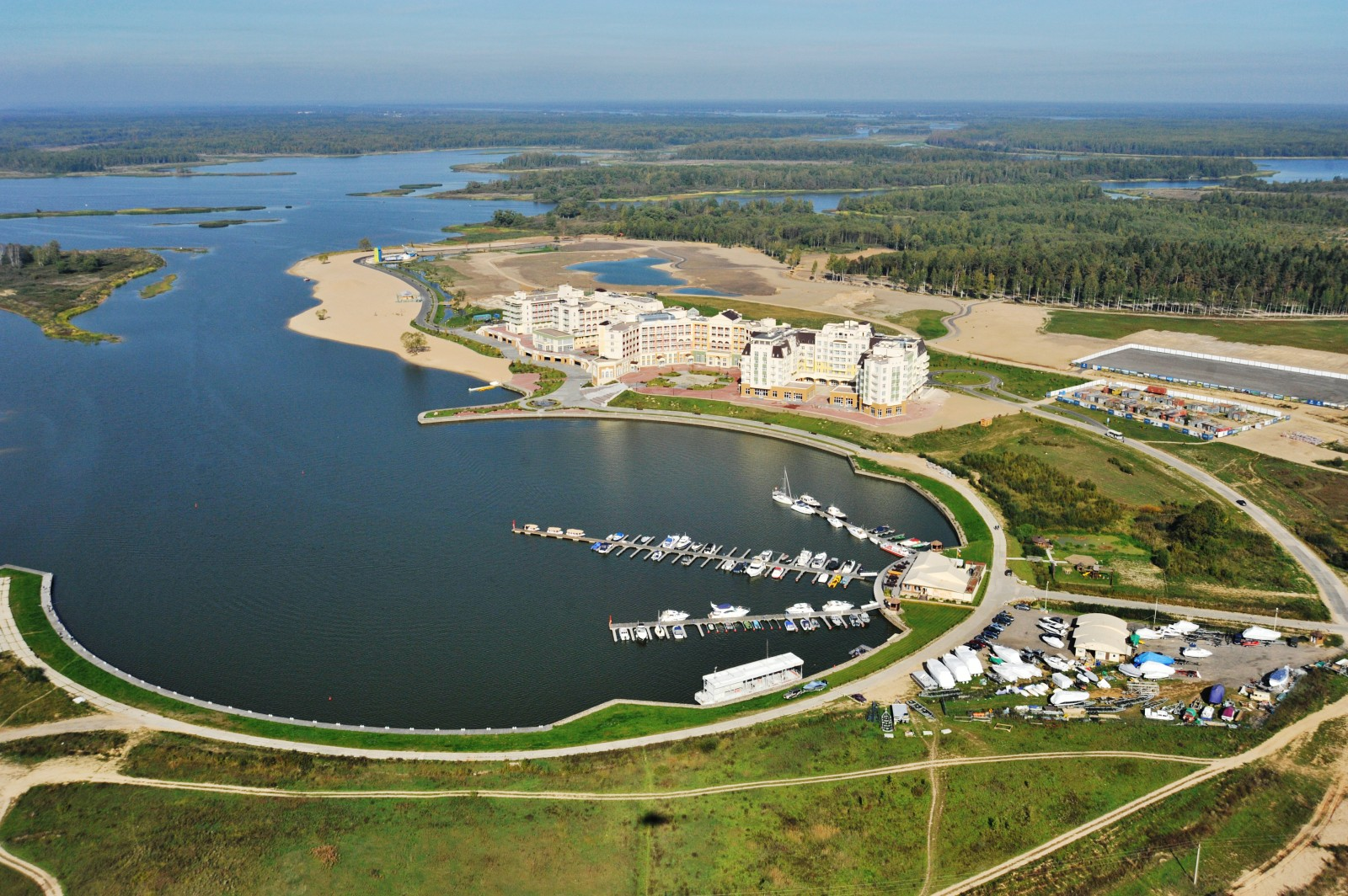 Губернатор назвал самые популярные у туристов районы Тверской области