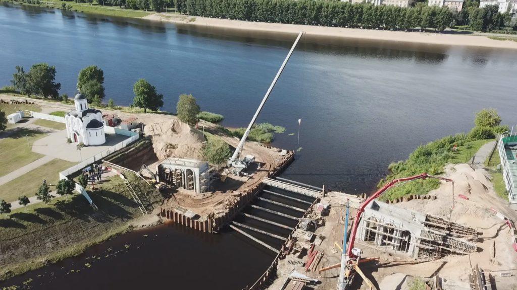 В Твери выбрали название для нового пешеходного моста через Тьмаку