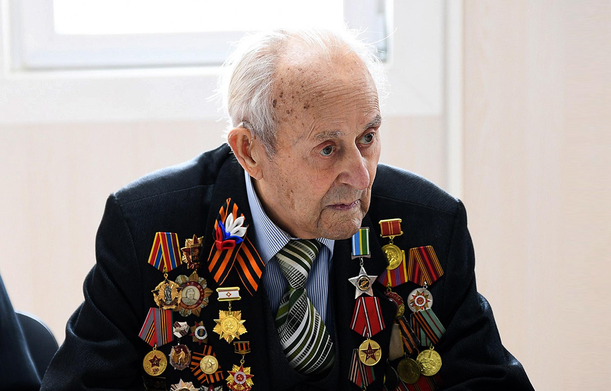 Владимир Путин подписал Указ о награждении Орденами Почета ветеранов из Тверской области