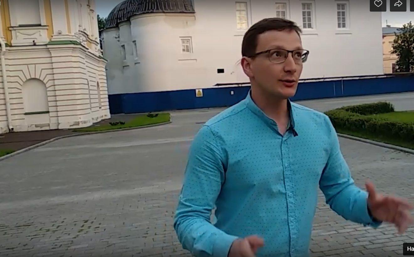 Инженер рассказал, как оцифруют Путевой Дворец и Спасо-Преображенский собор в Твери