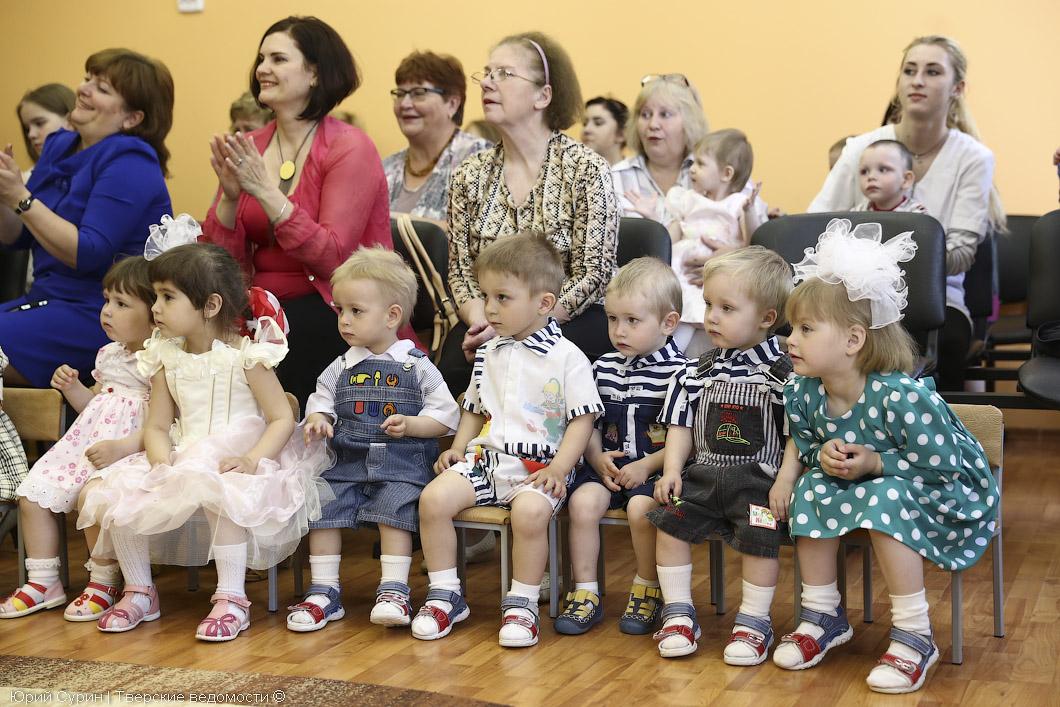 Дома ребёнка в Тверской области возобновили штатную работу