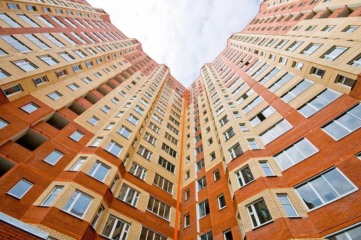 В Тверской области с начала года ввели в эксплуатацию 33 многоквартирных дома