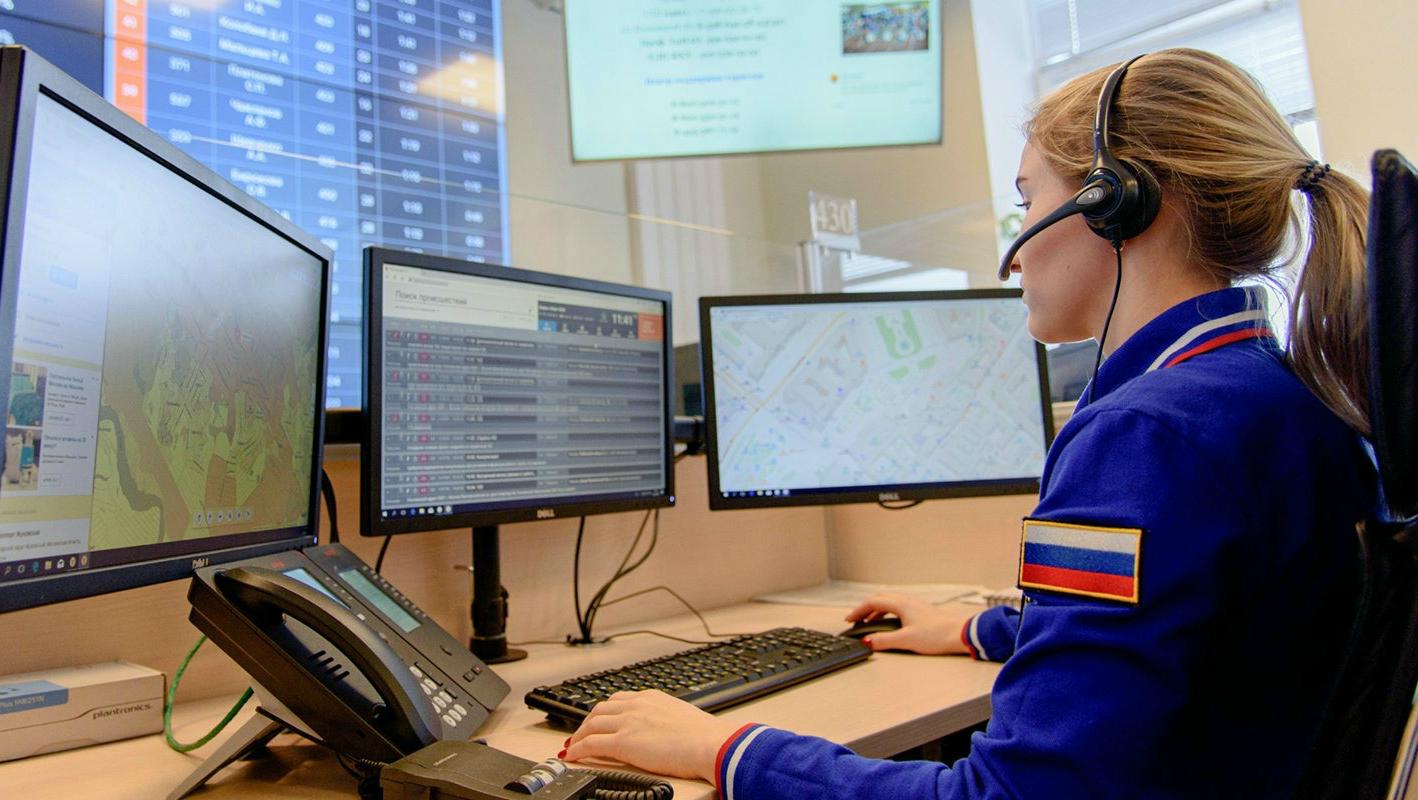 Система-112 введена в постоянную эксплуатацию в Тверской области