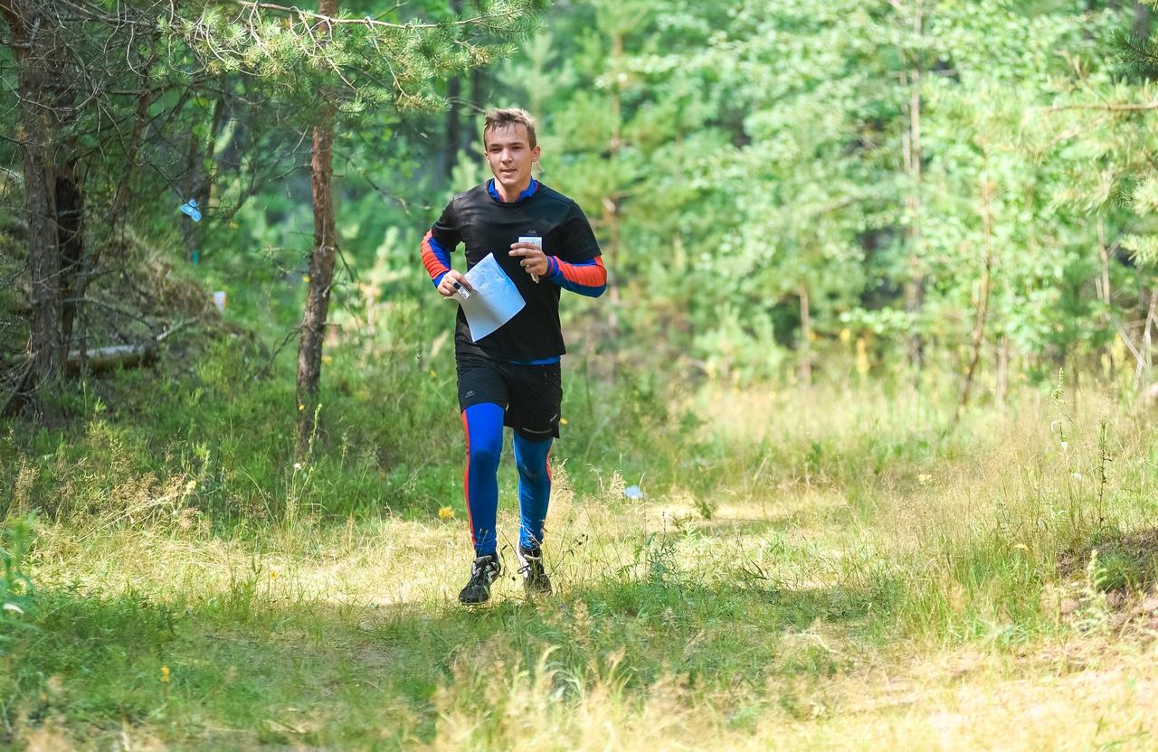 В Тверской области состоялся первый после снятия ограничений официальный старт по спортивному ориентированию в России