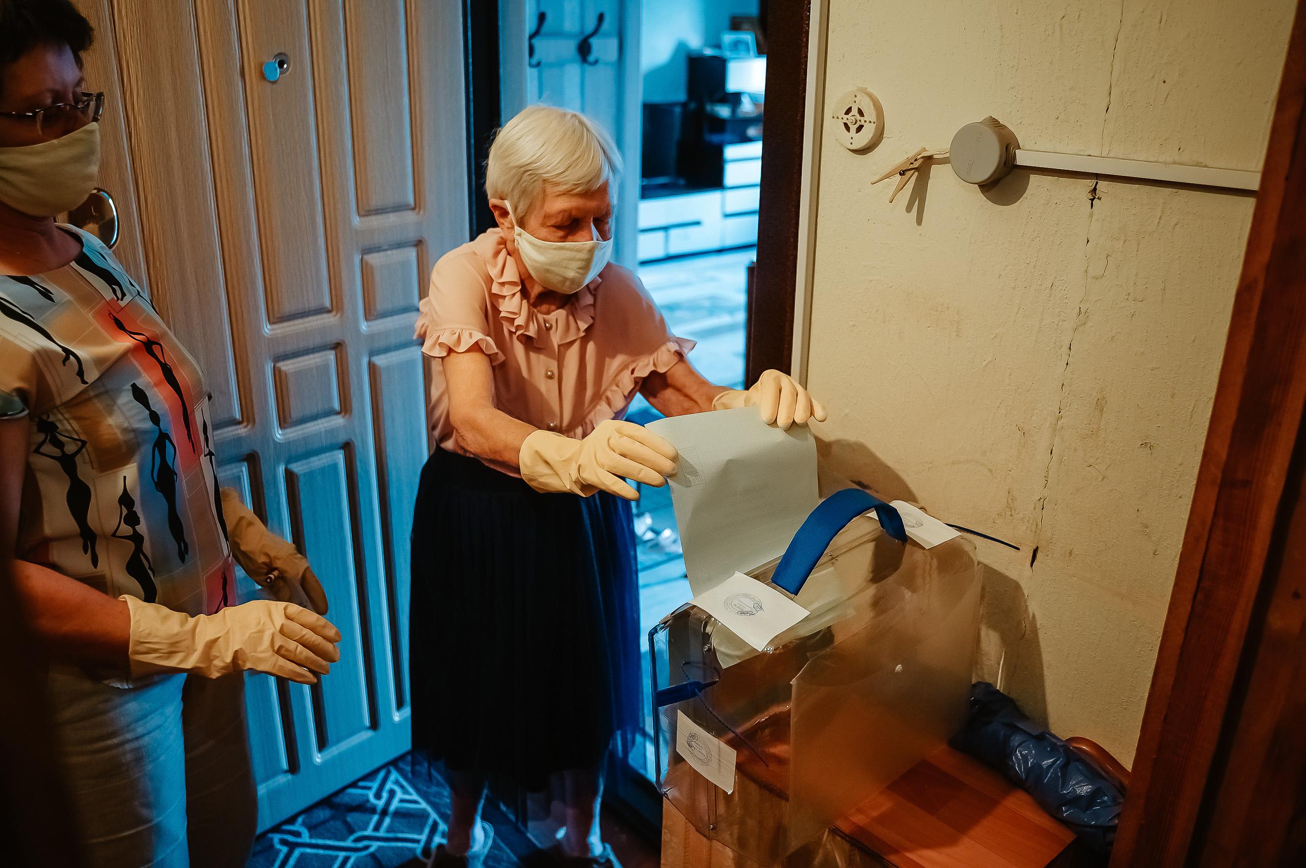 1 июля – основной день Общероссийского голосования по поправкам в Конституцию РФ