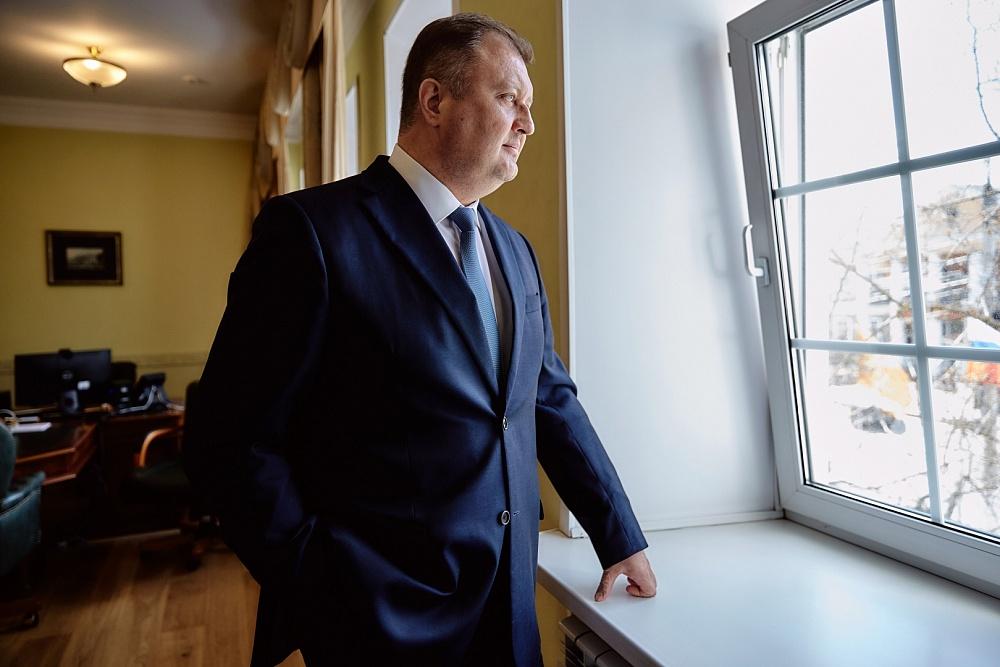Андрей Соколов вошел в состав наблюдательного совета Фонда развития промышленности Тверской области