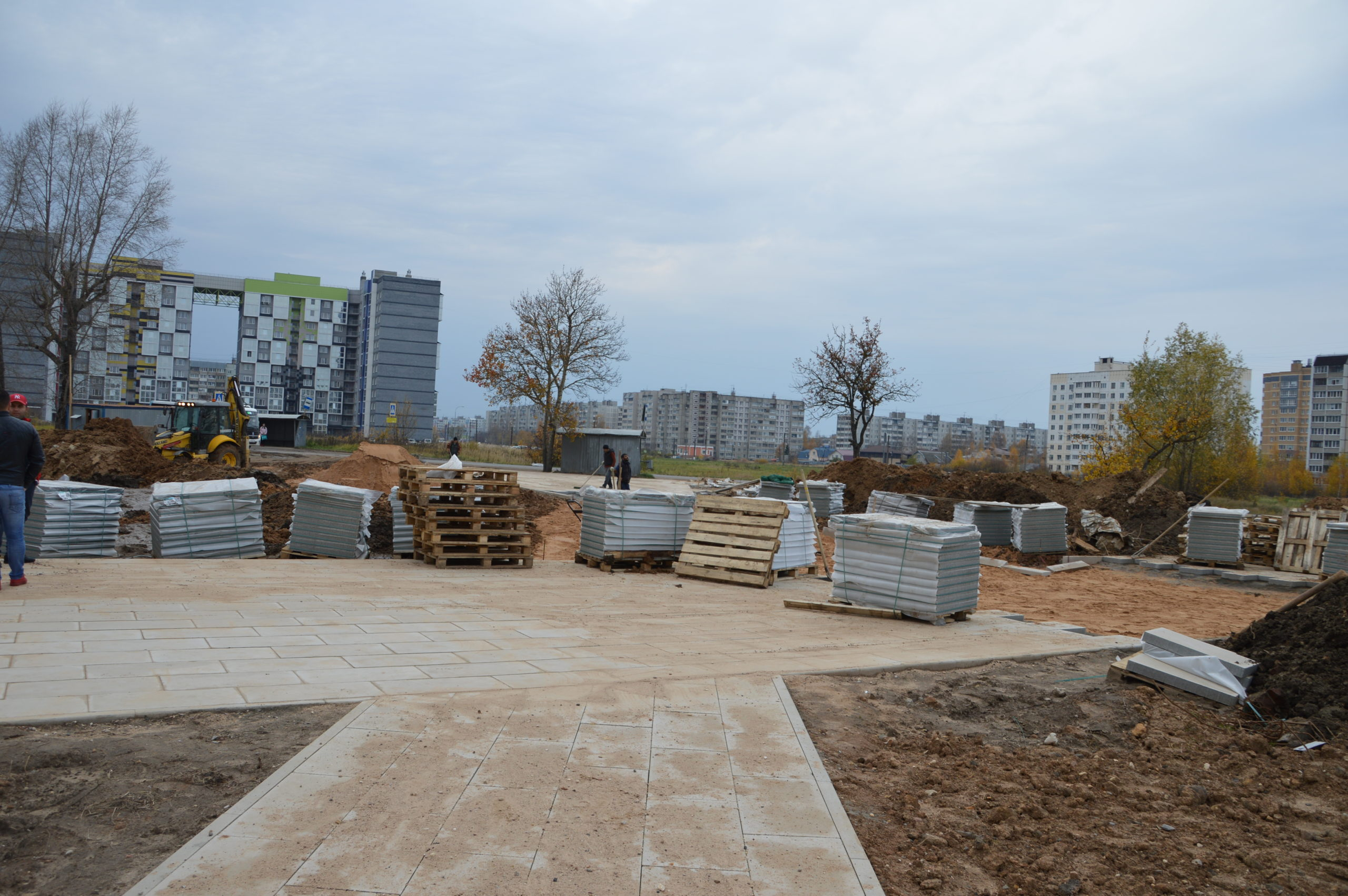 В 2020 году в Тверской области будет благоустроенно 266 объектов и территорий
