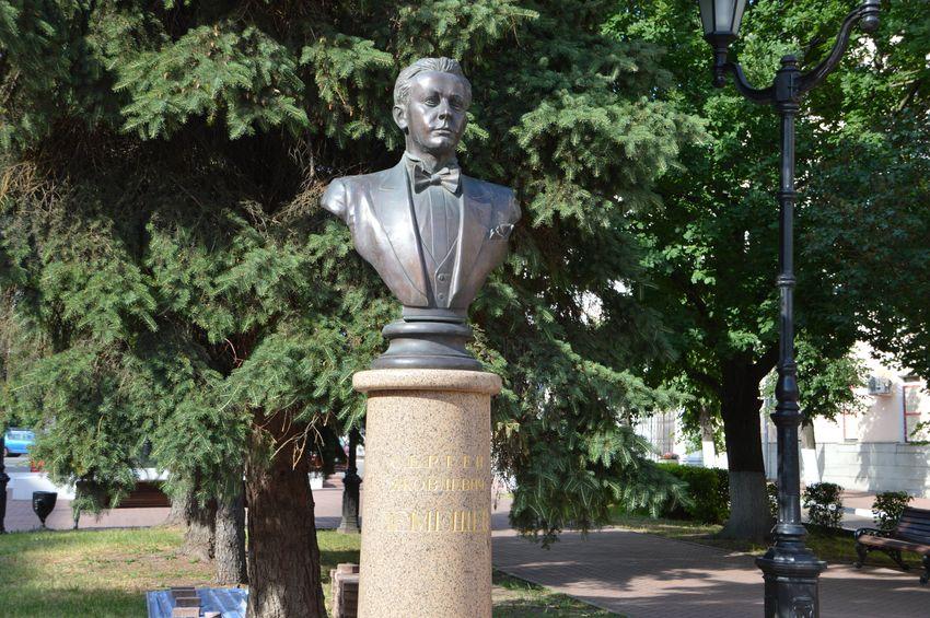 В Твери памятник Сергею Лемешеву откроют в день его рождения