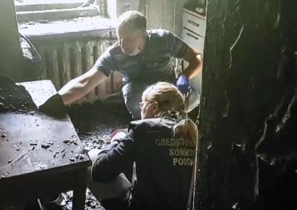 В Тверской области в жилом доме из-за хлопка газа погибла молодая женщина