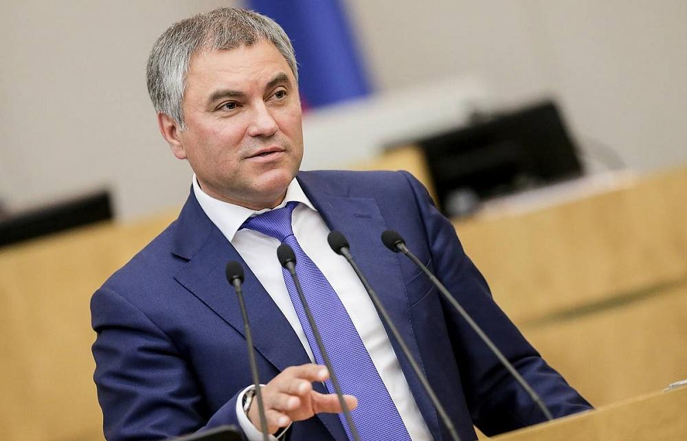 Хроника голосования: Вячеслав Володин прокомментировал итоги