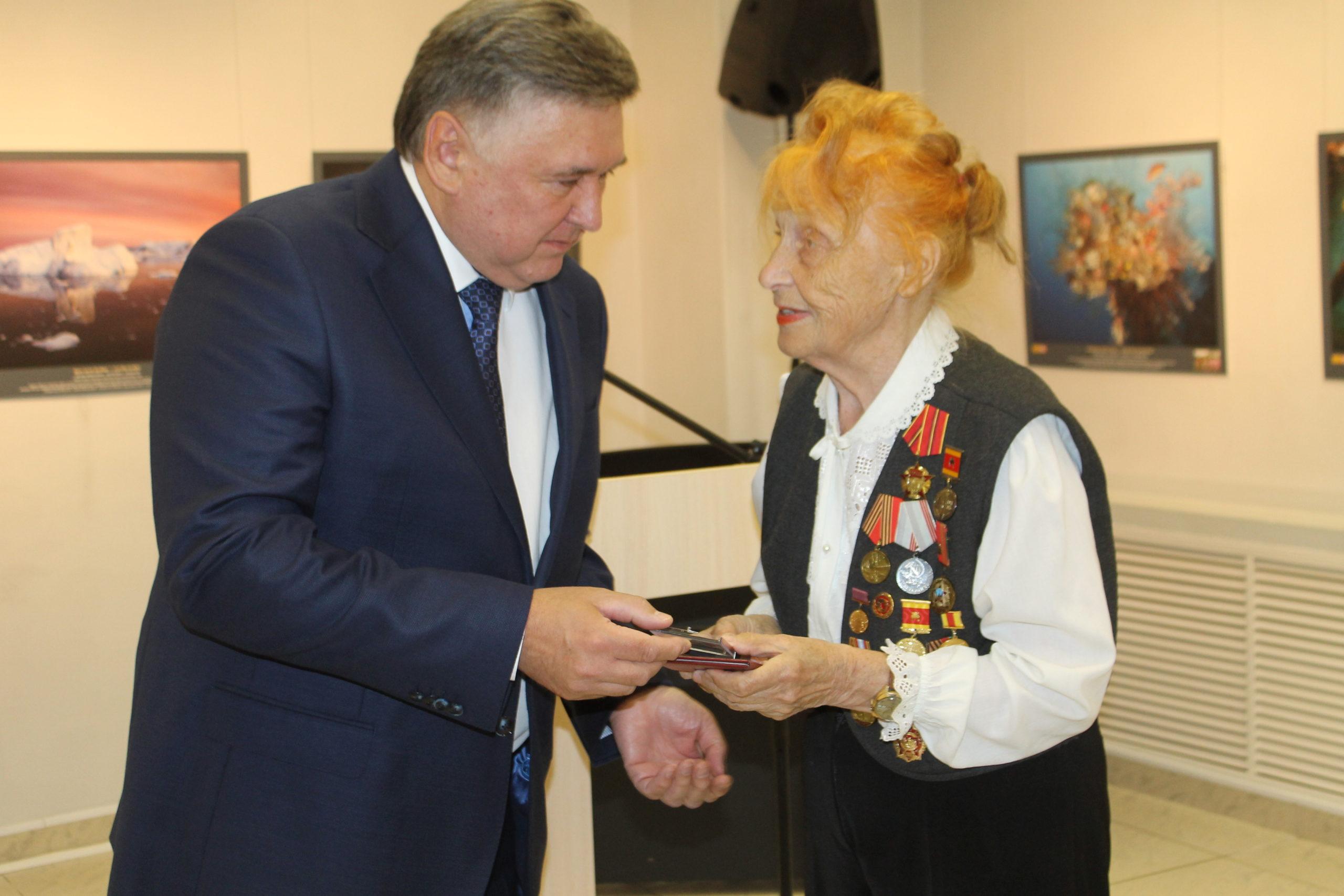 Жителям Твери вручили награды за значительный вклад в развитие города