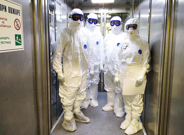 Статистика распространения коронавируса на 18 июля в Тверской области