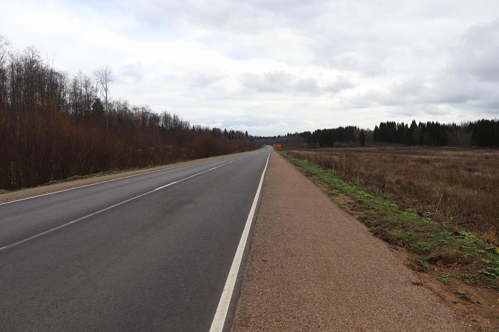 В Тверской области ремонт дороги Осташков-Селижарово-Ржев будет завершён в 2021 году