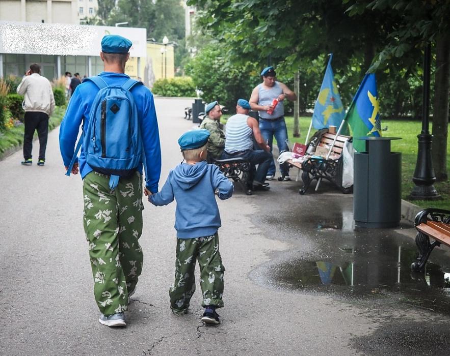 День ВДВ в районе Тверской области отметят музыкально-спортивной программой