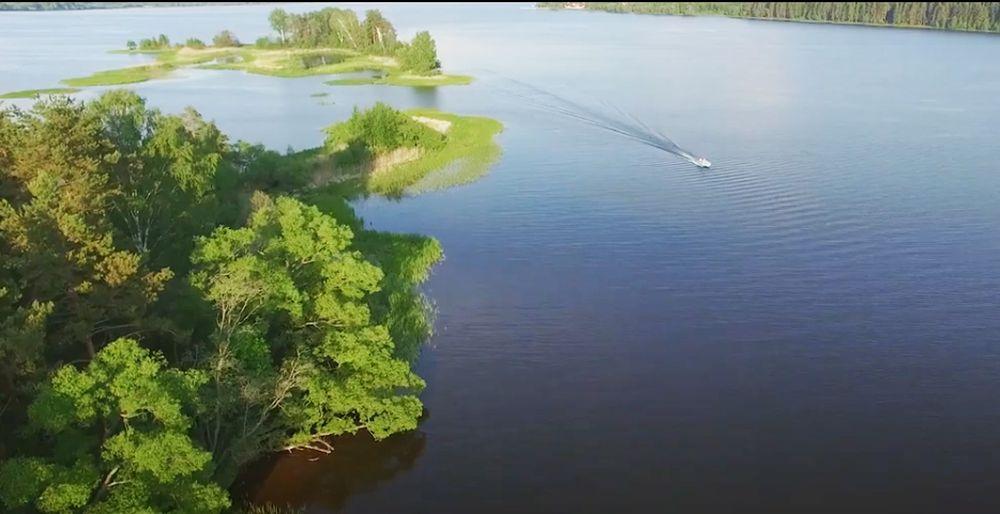 Природный потенциал островов в Калязинском районе способен привлечь большое количество туристов