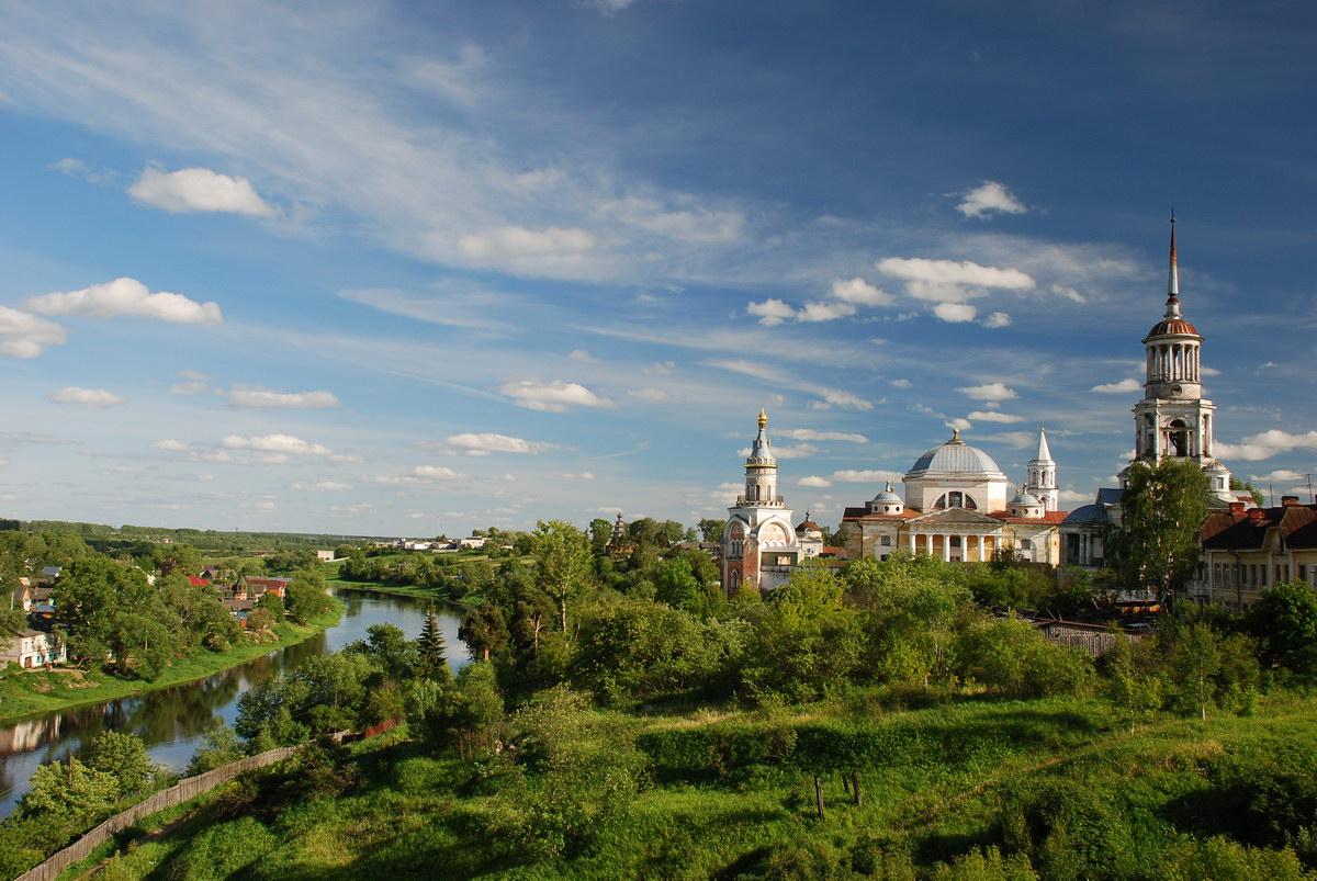 Московско-Тверская ППК приглашает съездить на выходные в Торжок
