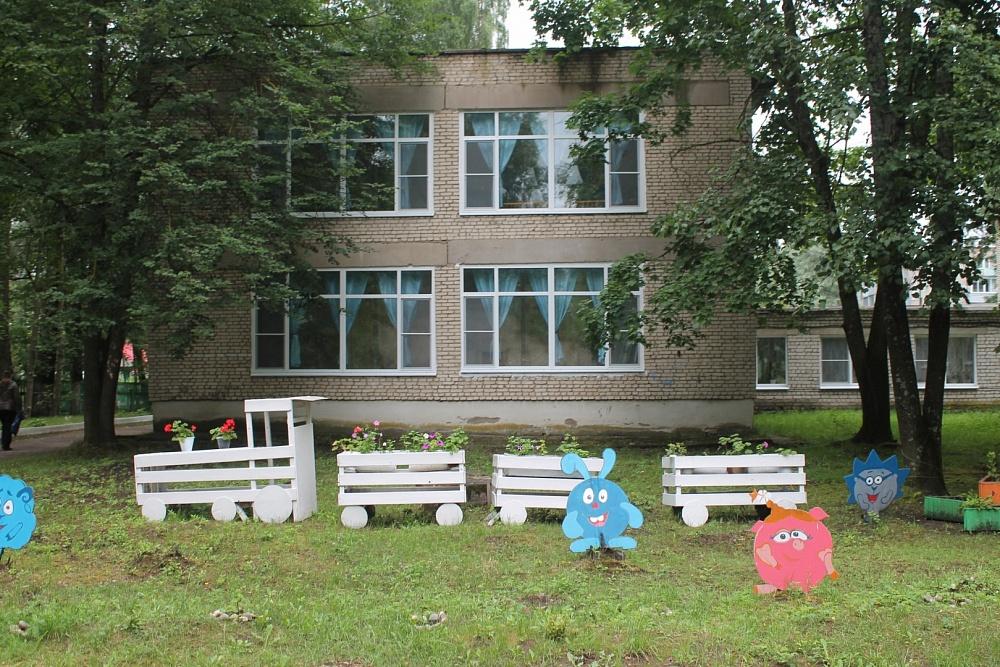 Новые окна появились в детском саду Вышнего Волочка