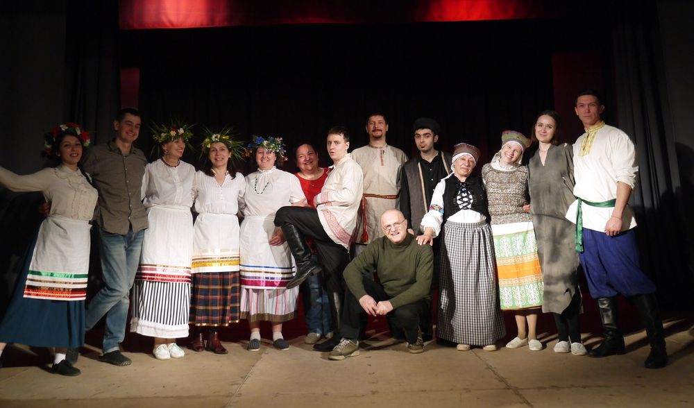 Народный театр из Тверской области может выиграть международную премию «Звезда театрала — 2020»