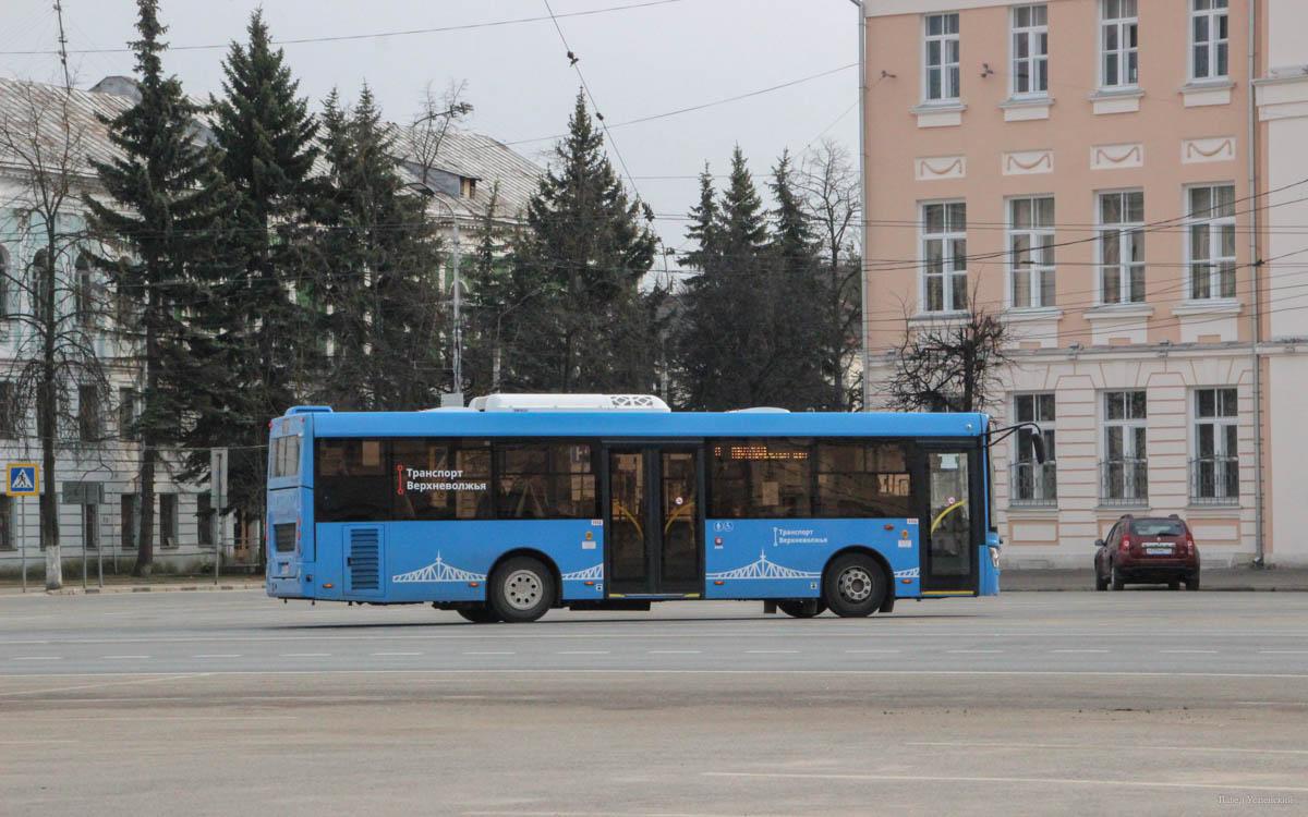В Твери на 19 маршрут выйдут дополнительные автобусы
