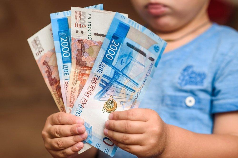 В Тверской области единовременную выплату предоставят на 212 тысяч детей